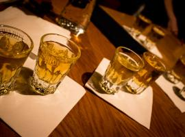Be careful! These shots may look tasty and innocent, but they are pretty strong!
